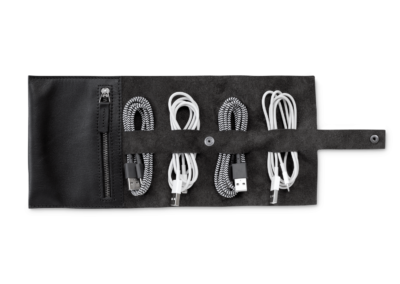 Органайзер и чехлы из кожи